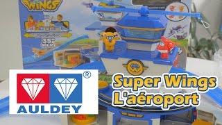 Super Wings : L'aéroport - Démo en français