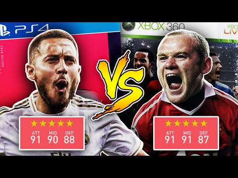 What if FIFA 20's Best XI took on FIFA 10's Best XI? FIFA Experiment!