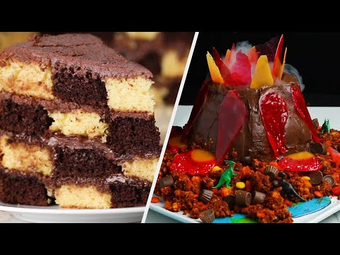 4 Fancy Cakes To Impress Your Guests ? Tasty