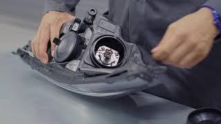 Come sostituire la lampadina dei fari anteriori| Ford Italia
