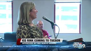 Tucson may get an outdoor ice rink in time for the holiday season