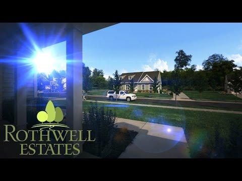 Rothwell Estates - Virtual Tour Architectural Animation