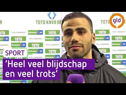 Reacties Vitesse na het halen van de bekerfinale