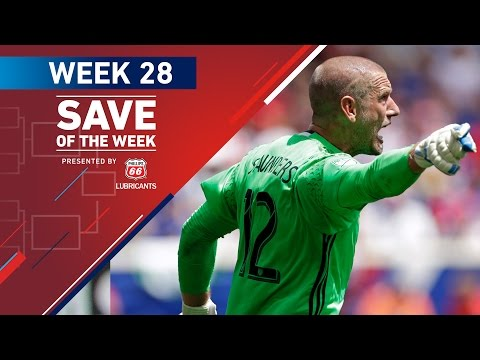 Phillips 66 Save of the Week | Vote for the Top 8 MLS Saves (Wk 28)
