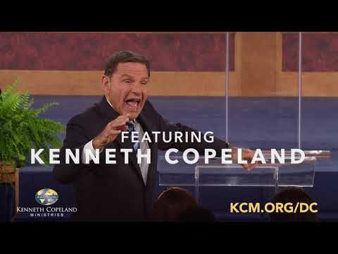 Charge Up Your Faith at the 2019 D.C. Victory Campaign with Kenneth Copeland
