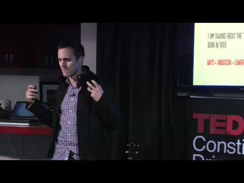 """TEDxConstitutionDrive 2012 - Beau Lewis - """"The American Hipster"""""""