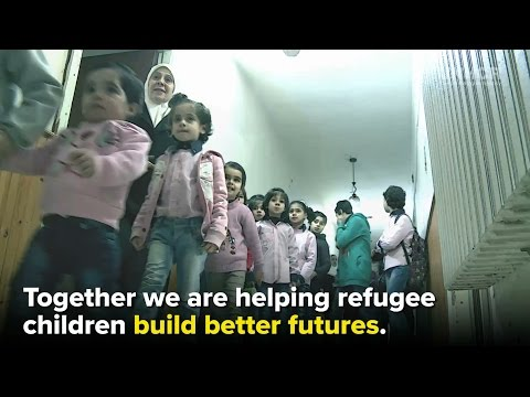 Thank You! - H&M Foundation Holiday Campaign in support of UNHCR