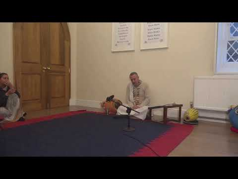 Evening Lecture with Keshavananda Prabhu