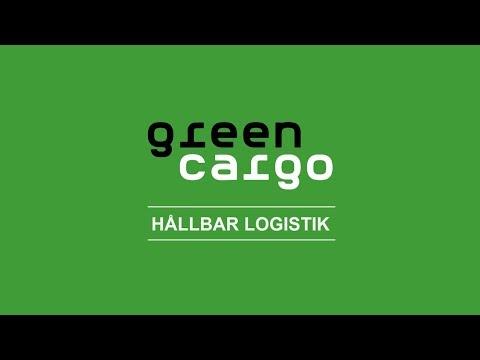 Green Cargo företagspresentation 2018