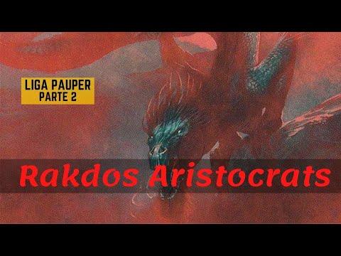 (LIGA PAUPER) Rakdos Aristocrats (parte 2)