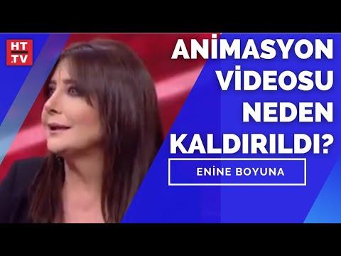 Animasyon videosu neden kaldırıldı? Sevilay Yılman yanıtladı
