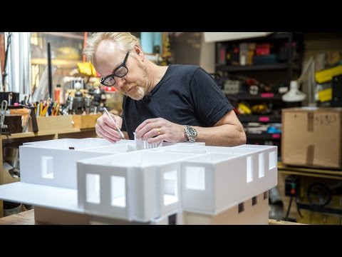 Adam Savage's One Day Builds: Foamcore House! - UCiDJtJKMICpb9B1qf7qjEOA