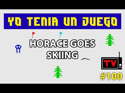 Horace goes Skiing Spectrum