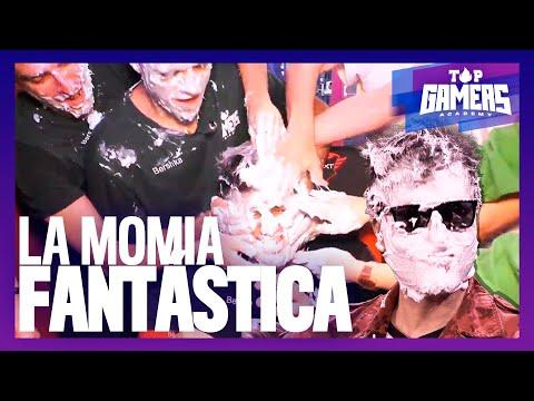 LA MOMIA FANTÁSTICA | TOP GAMERS ACADEMY