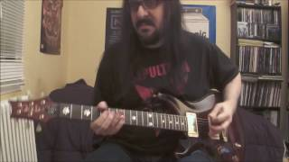 FULL Toxicity Album on guitar !