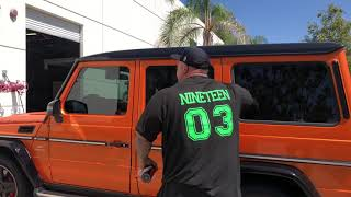 Sickest G Wagon From Worlds Biggest Mexican - Big Boy