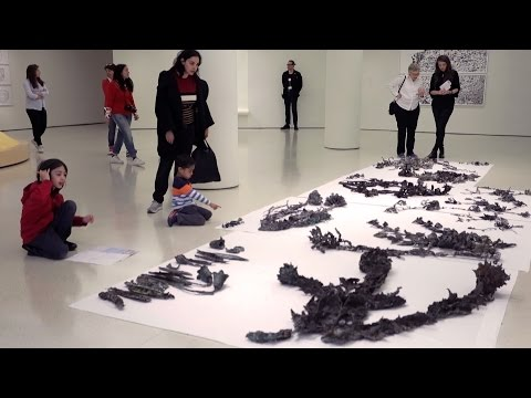 "Artist Profile: Abbas Akhavan on Plants, Bronze, and ""Studies"""
