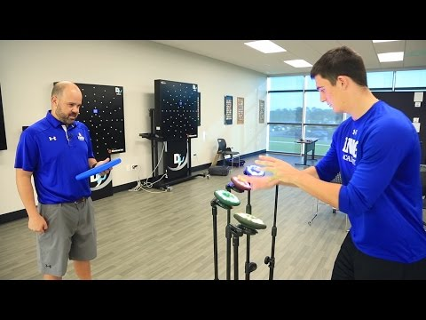 IMG Academy Vision Training: FITLIGHT Trainer