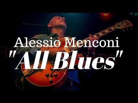 All blues   Alessio Menconi