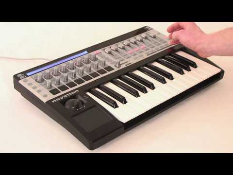 Novation // SL MkII and Logic: The Perfect Production Partnership