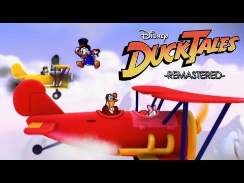 DuckTales: Remastered - Himalayas Gameplay Comic-Con walkthrough - UCW7h-1mymnJ96akzjrmiIgA