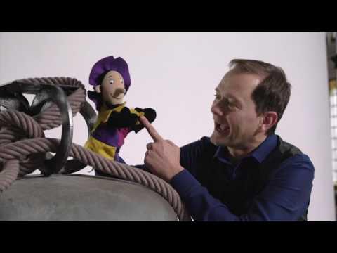 Disneys DER GLÖCKNER VON NOTRE DAME - Jens Janke als Clopin