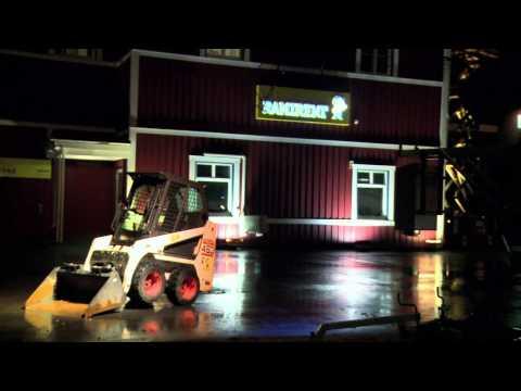 Ramirent hjälper Lights in Alingsås