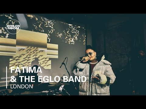 Fatima & The Live Eglo Band   Live Jazz & Soul   Boiler Room x Land Rover: Live For The City - UCGBpxWJr9FNOcFYA5GkKrMg