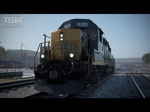 Train Sim World - First Look