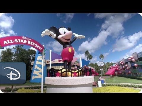 30 Stays in 30 Days Highlights – First 10 Days | Walt Disney World Resort - UC1xwwLwm6WSMbUn_Tp597hQ