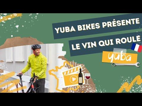 Le Vin Qui Roule - François d'Haene X YUBA