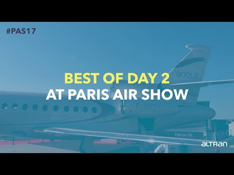 Best of day 2 at Paris Air Show