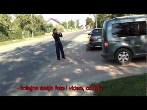 Jak straż miejska oszukuje kierowców