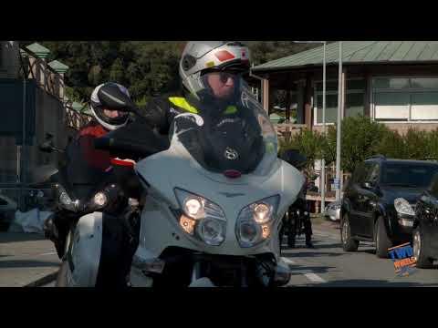"""Motoraduno """"I Magnifici 100"""" - l'itinerario da Ponente"""