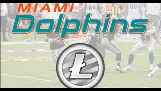 LITECOIN ADOPTED BY THE  MIAMI DOLPHINS! WHY IS THE PRICE NOT RISING?