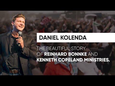 Daniel Kolenda Reflects on the Partnership of Reinhard Bonnke and Kenneth Copeland Ministries