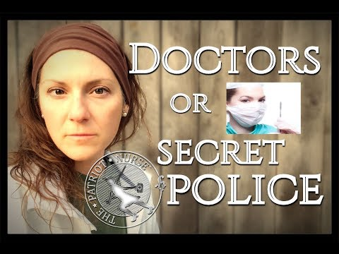 Are Doctors and Nurses the New Secret Police? The Unholy Alliance with DCS