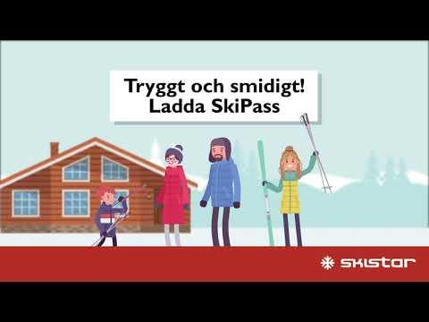SkiStar ladda SkiPass