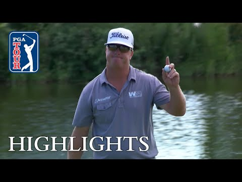 Charley Hoffman extended highlights | Round 3 | RBC Canadian