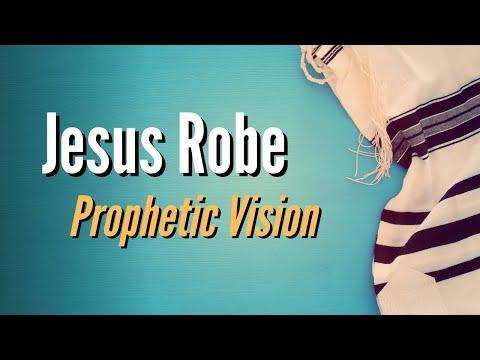 Prophetic Vision - Jesus Robe