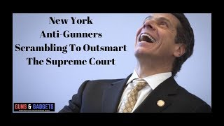 New York Trying To Loosen Gun Laws To Avoid SCOTUS Case