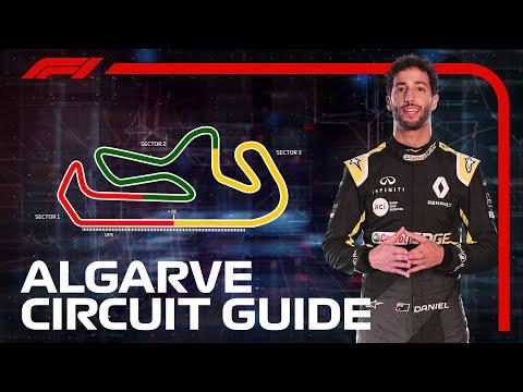 2020 Portuguese Grand Prix   Daniel Ricciardo's Circuit Guide