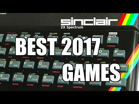 ZX SPECTURM: BEST 2017 GAMES