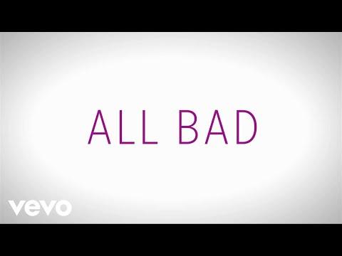 Justin Bieber - All Bad (Lyric Video) - UCHkj014U2CQ2Nv0UZeYpE_A