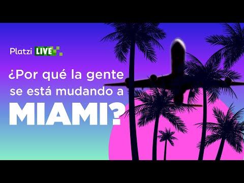 ¿Por qué la gente se está mudando a Miami?