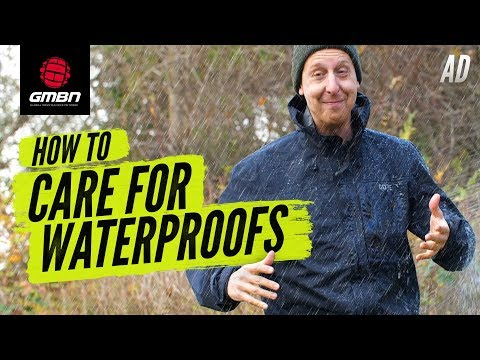 Waterproof Care | How To Look After Waterproof Jackets And Shorts