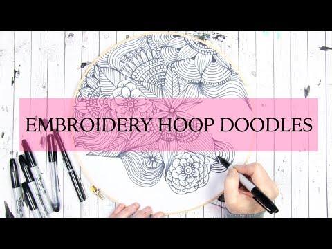 hoop doodles