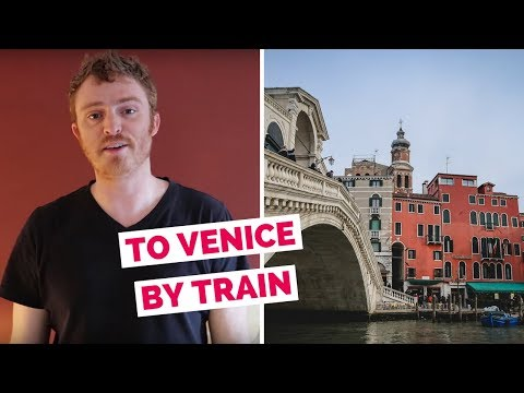 Florence to Venice by Train   Italy Travel Vlog