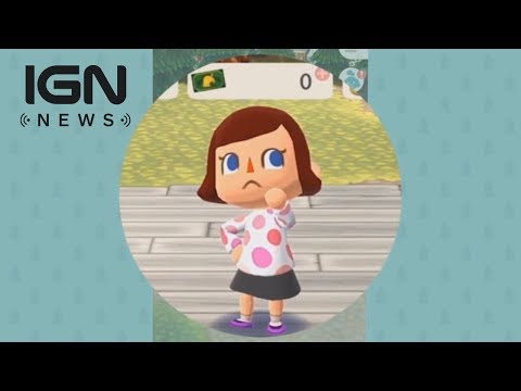 Animal Crossing: Pocket Camp is Coming to Mobile in November - IGN News - default