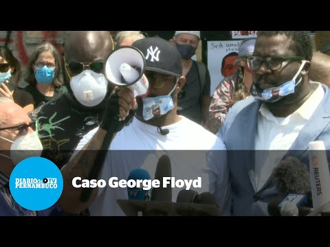 Irmão de George Floyd pede à população: votem!